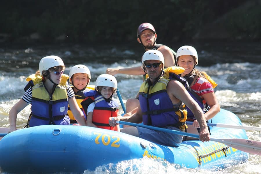 Wildwater Whitewater River Rafting