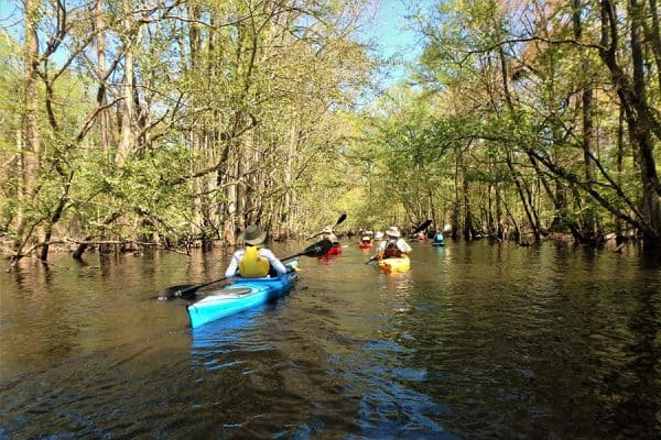 SC Riverkeepers Key to Outdoor Recreation