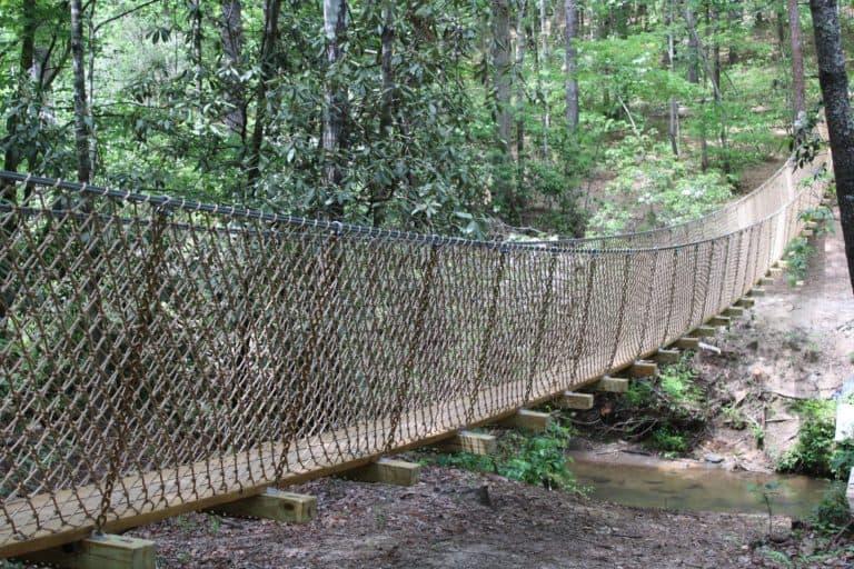 Eastatoe Zeke Bridge